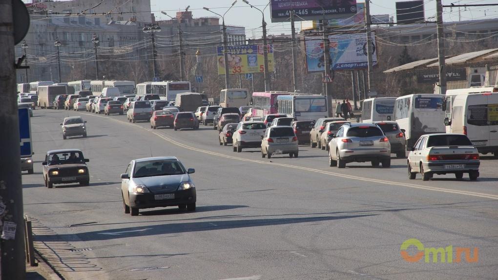 Самый аварийный перекресток Омска «переехал» на окраину