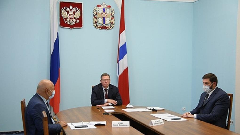 Александр Бурков предложил продлить льготные тарифы на перевозку зерна