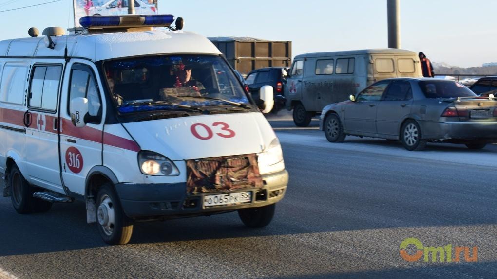 В Омске затянувшееся празднование Нового года закончилось поножовщиной