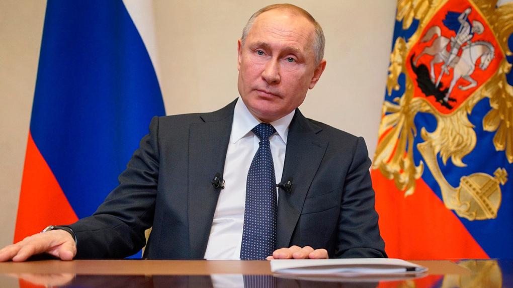 Владимир Путин подписал указ об оплачиваемых выходных до 30 апреля