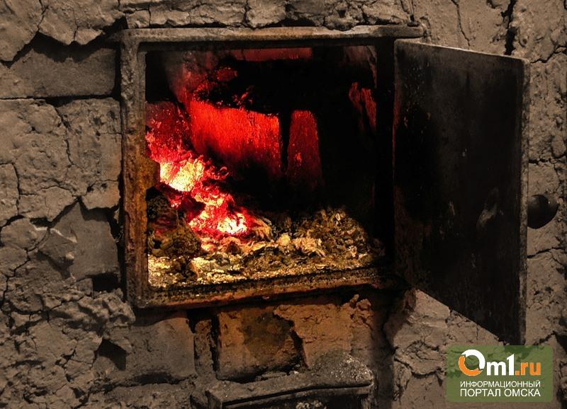 В Омске с начала года произошло уже 25 пожаров