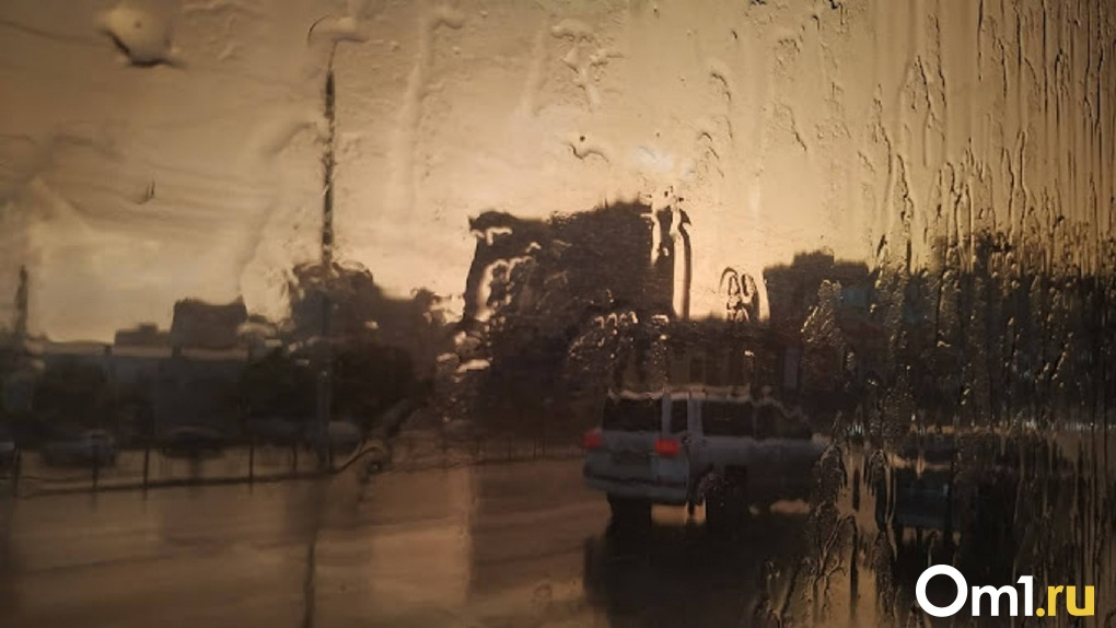 Настоящая осень. Выходные в Омске будут очень холодными и дождливыми