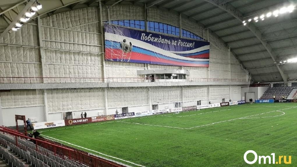Как для ЦСКА. Стадион для омского «Иртыша» сделают сразу с тиром