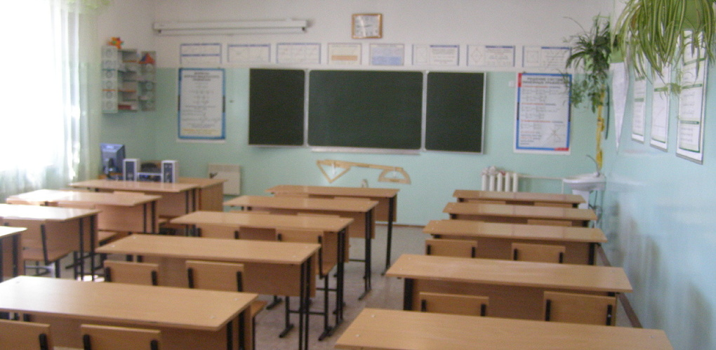 В сельской школе Омской области суд запретил доступ в кабинет математики