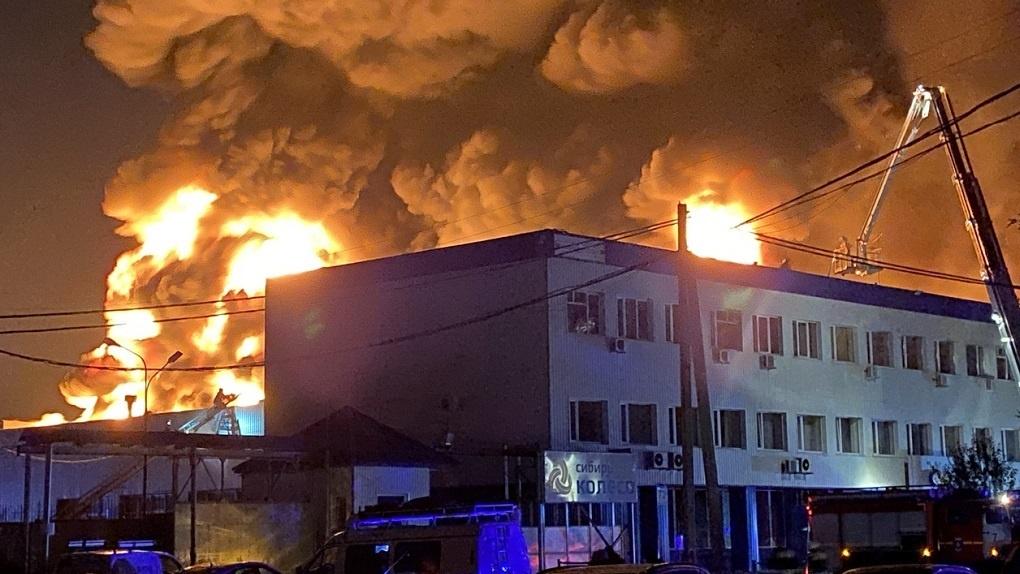 Прокуратура Новосибирской области накажет виновных в пожаре на ОбьГЭС