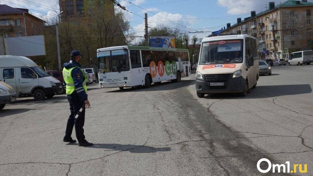 В Омске в аварии пострадал 10-летний мальчик