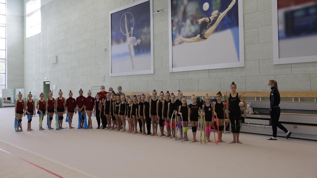 Новосибирск получил высокую оценку за строительство спортивных объектов
