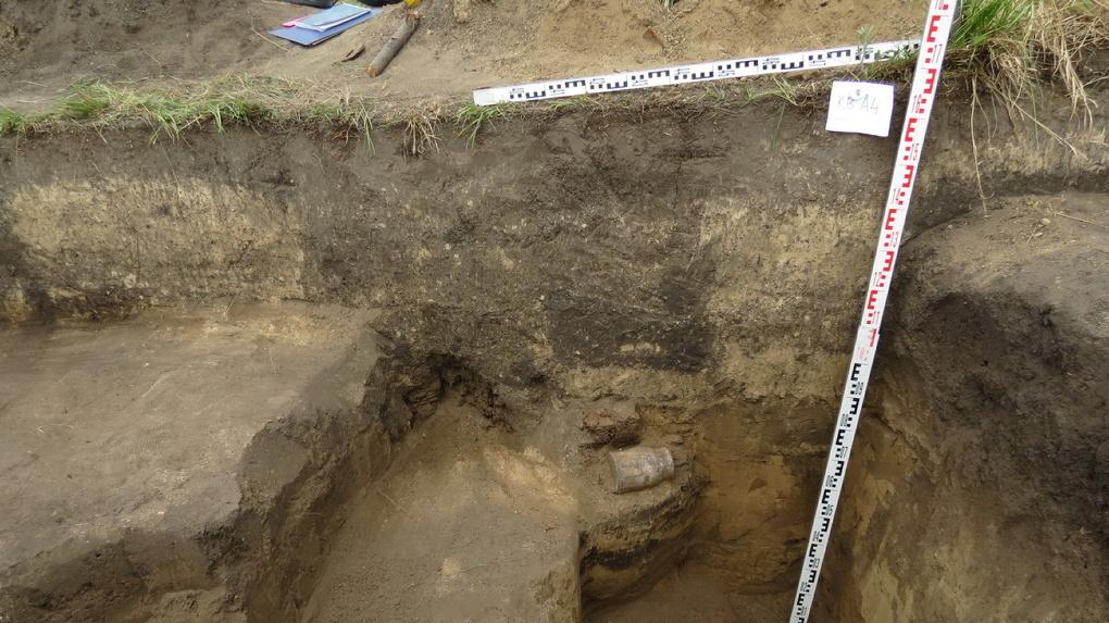Иртыш размывает омское кладбище: из реки выловили человеческие кости и остатки гробов