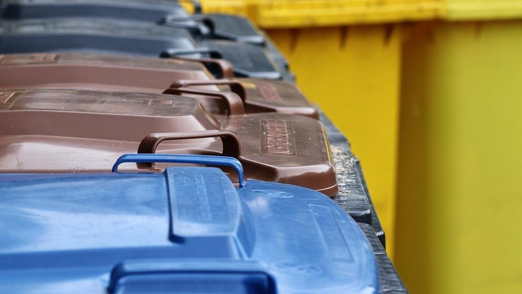 Новосибирцы могут самостоятельно перейти на раздельный сбор мусора
