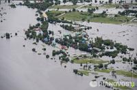 Уровень Амура возле Хабаровска достиг восьми метров