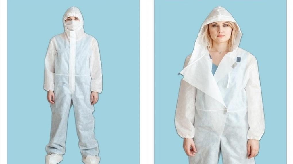 В Омске начнут производство защитных костюмов для медиков