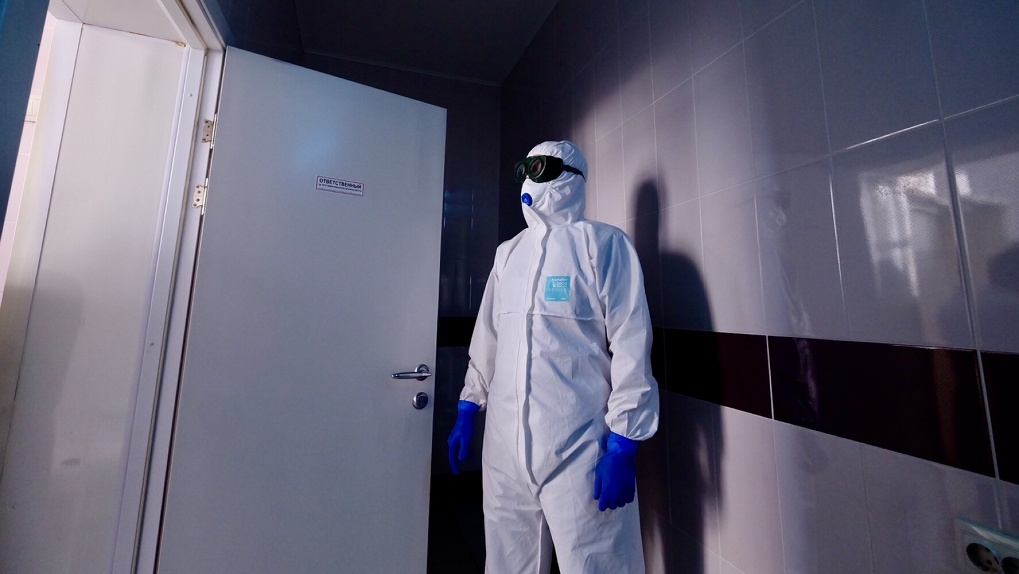 В Новосибирске подготовили палаты для 800 заражённых коронавирусом
