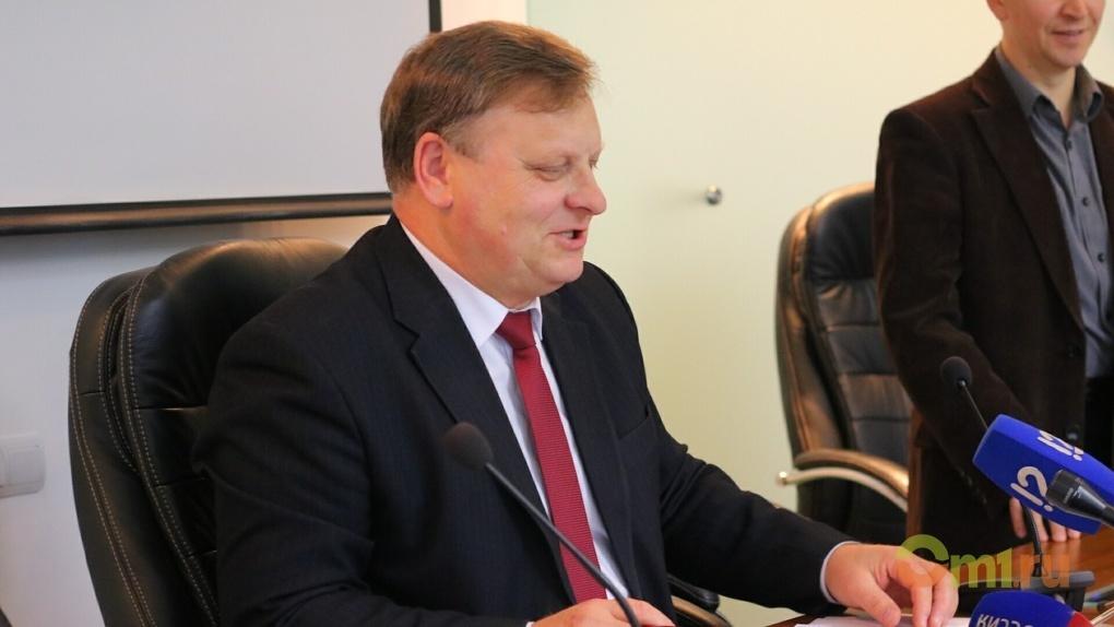 В омском аэропорту утвердили новую должность для экс-гендиректора