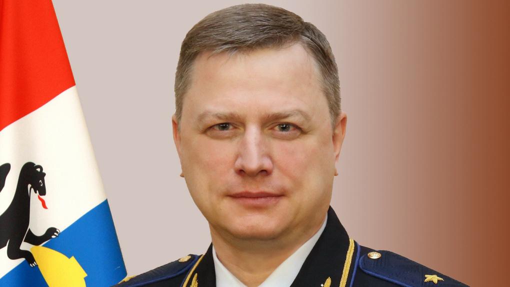 Уволенный президентом главный следователь новосибирской полиции подал в суд на МВД