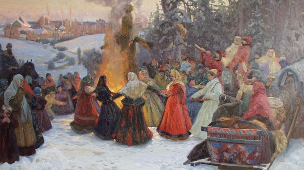 Омский хоровод на Масленицу может попасть в Книгу рекордов России
