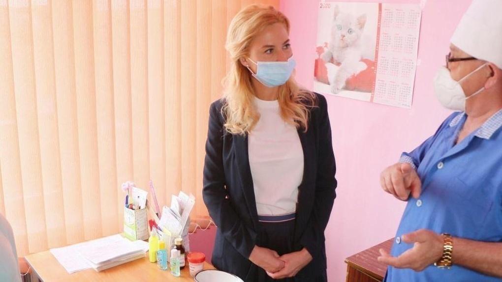 Солдатова объяснила высокую заболеваемость омичей COVID-19 самолечением и запоздалым обращением к врачам