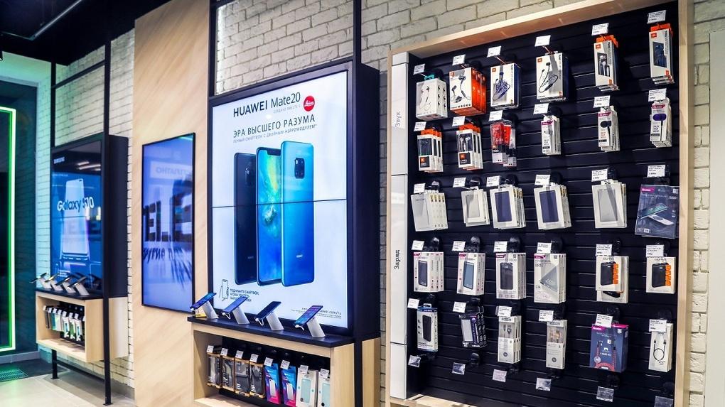 В омской рознице Tele2 вырос спрос на смартфоны