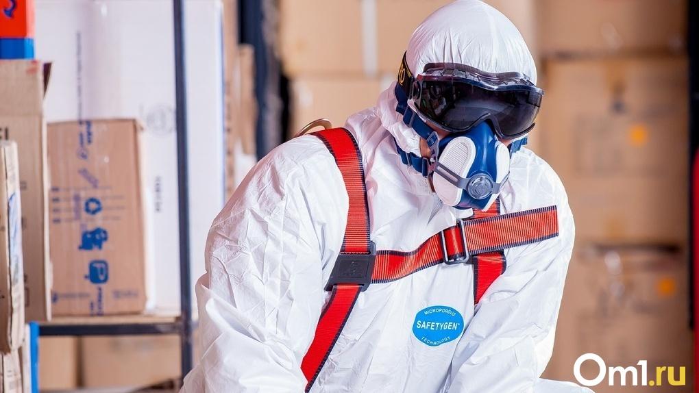 Ситуация с заболеваемостью гриппом и ОРВИ в Омской области — LIVE