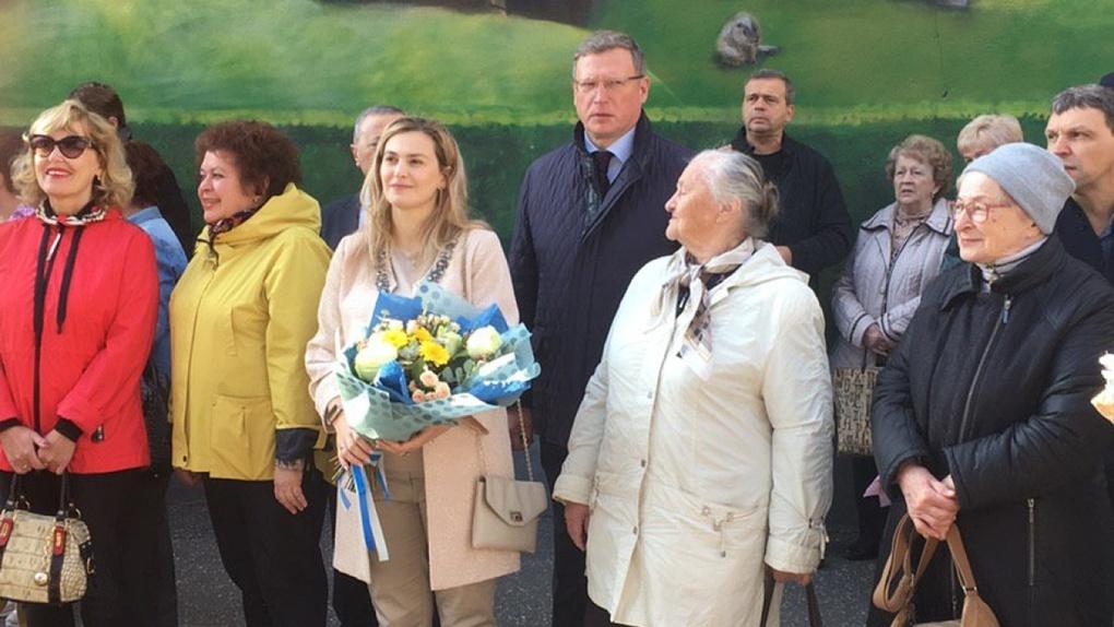Бурков попытался незаметно посетить школьную линейку
