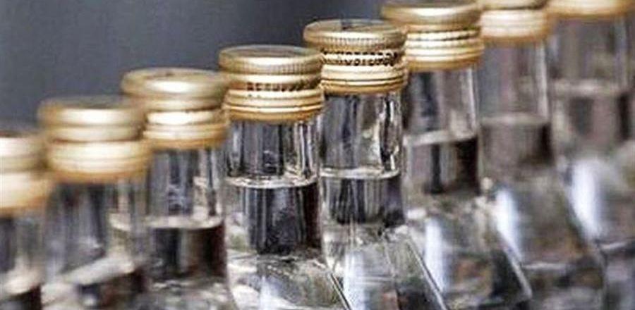 В Омске накрыли точку контрафактного алкоголя на 4 миллиона