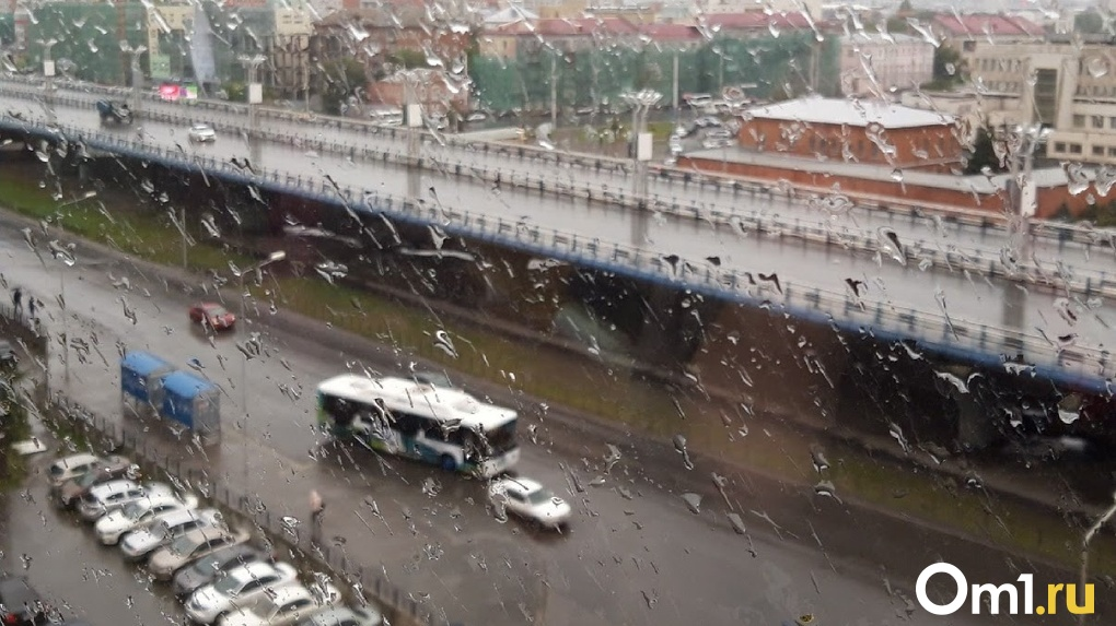 Синоптики опубликовали прогноз погоды в Омске на майские праздники. Пожарить шашлык не получится