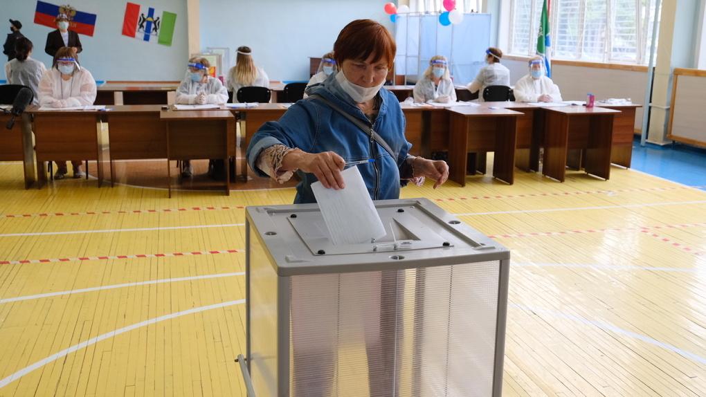 Десять партий приняты на голосование в Заксобрание Новосибирской области