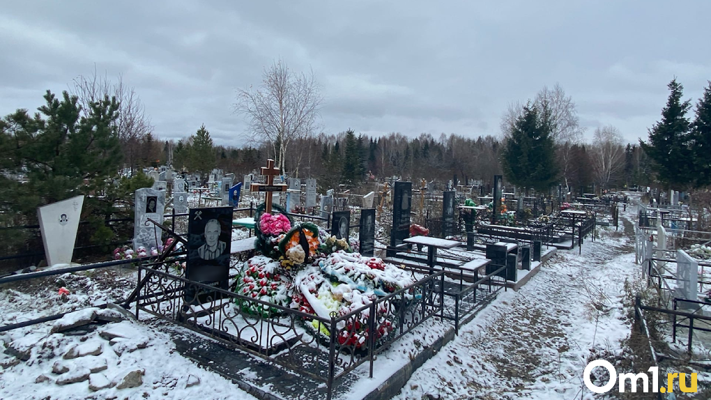 Кладбище закончилось: в Омской области незаконно похоронили более 100 человек