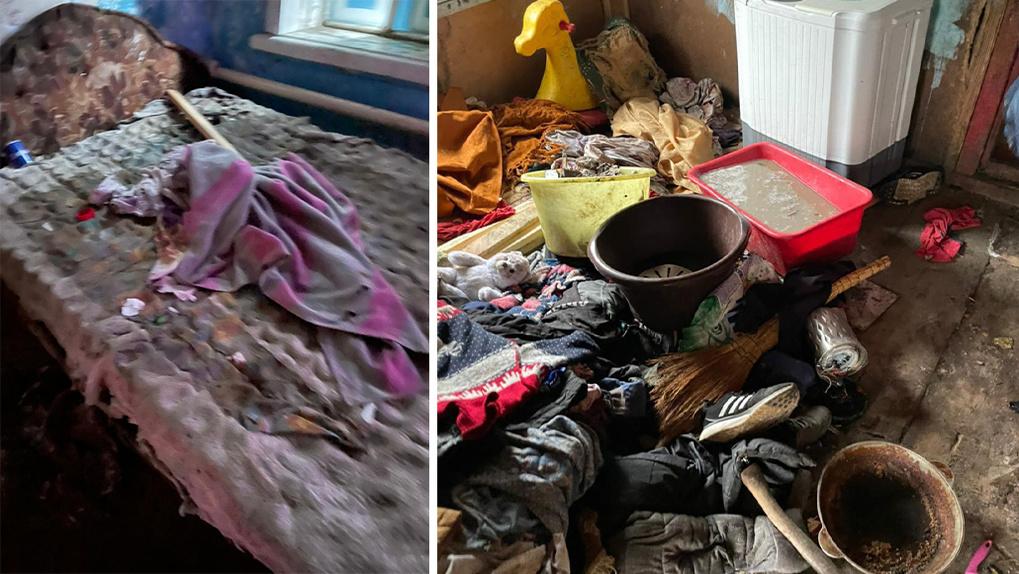 Спят в помойке: шок-история о жизни детей, мать которых заявляла о насилии в новосибирском интернате