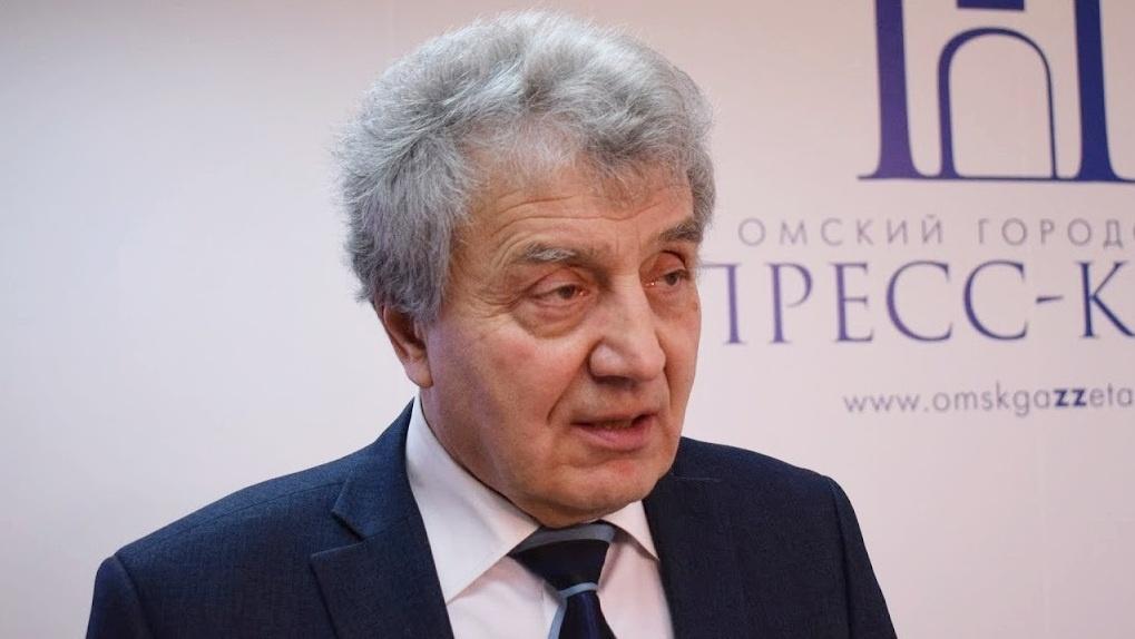 Уходит в отставку глава омского депкульта Владимир Шалак