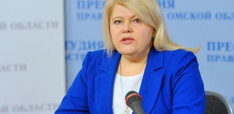 Супруга Артемова сохранила пост заместителя министра образования Омской области