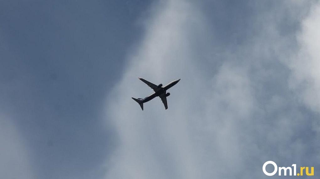 Омский аэропорт отменил еще семь рейсов