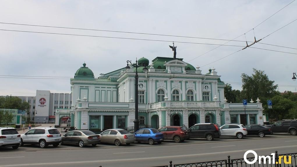 Омский театр драмы потерял миллионы рублей из-за пандемии коронавируса
