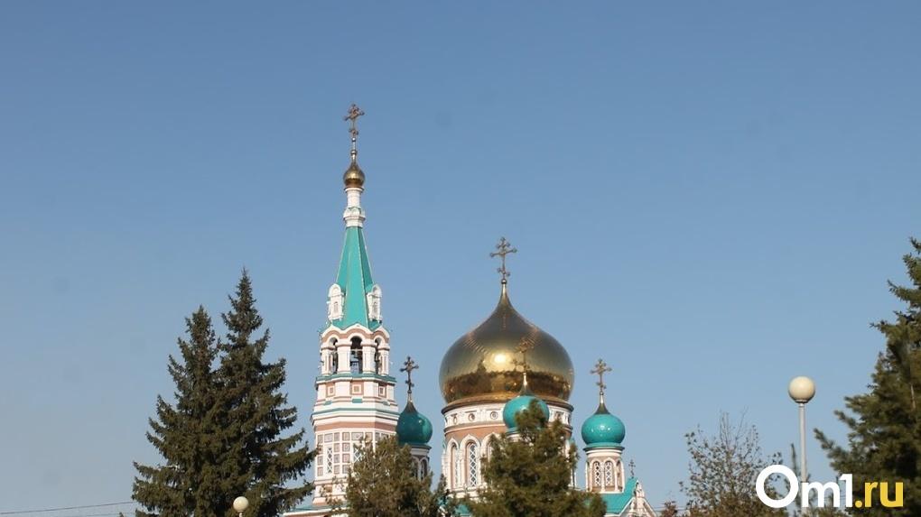 Забор уже поставили. В омском сквере Молодожёнов началось строительство храма