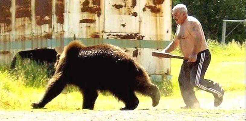 Особенности омской охоты: Назаров разрешил стрелять медведей и барсуков