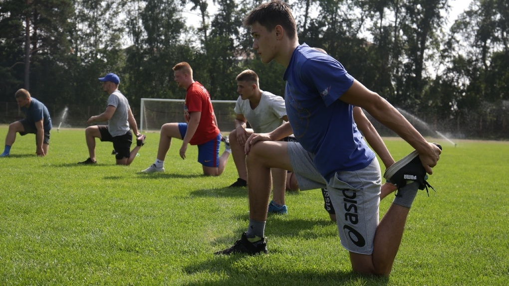 Новосибирские спортсмены возобновили тренировки в секциях