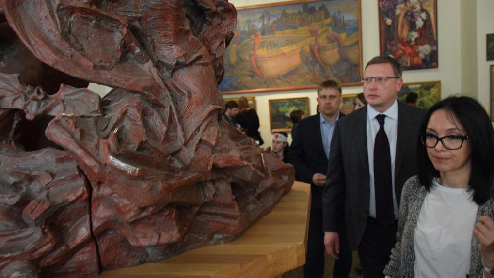 Средь модных и старинных зал: как Бурков сходил на омскую «Ночь музеев»