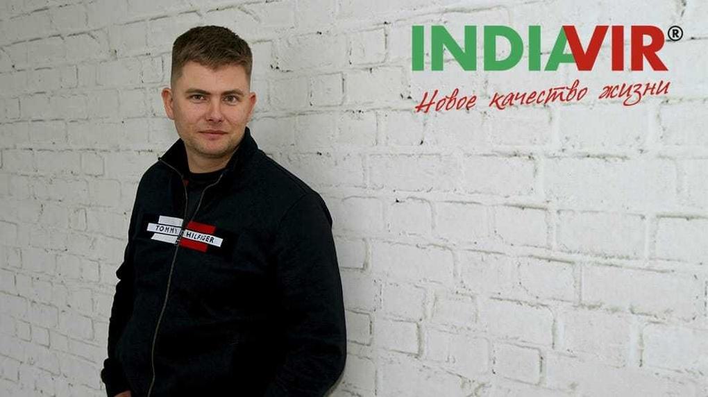 Компания «Индиавир» поздравляет омичей с наступающим Новым годом