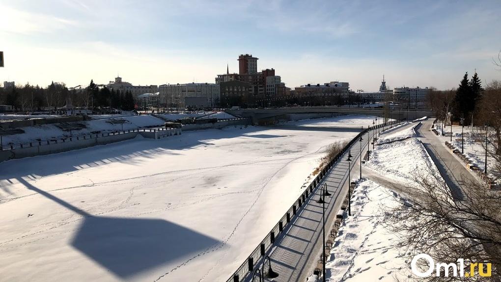 Весной лёд коварен и опасен. Спасатели предупредили омских рыбаков