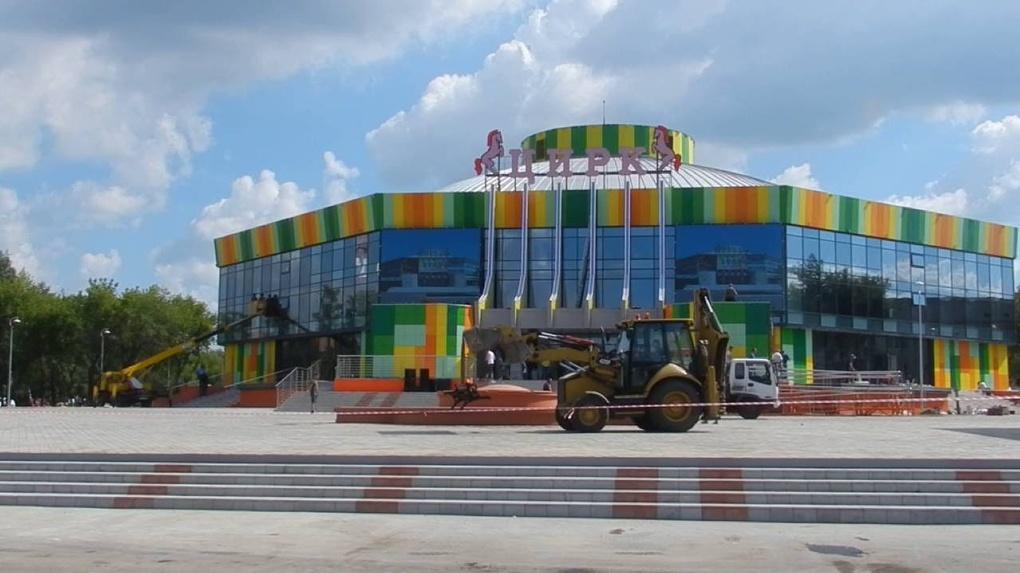 В Омском цирке удивляются, почему архитектор Лунин так поздно выступил против перестройки здания