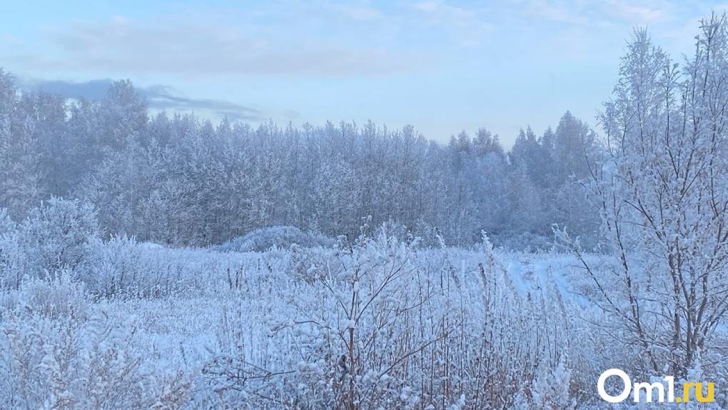 Похолодает до -41. Синоптики составили новый неутешительный прогноз на ближайшие дни