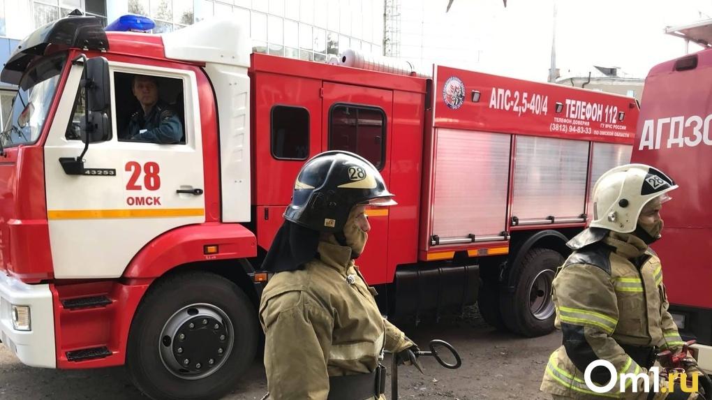 Омский пожарный рассказал, почему гироскутеры могут спровоцировать пожар