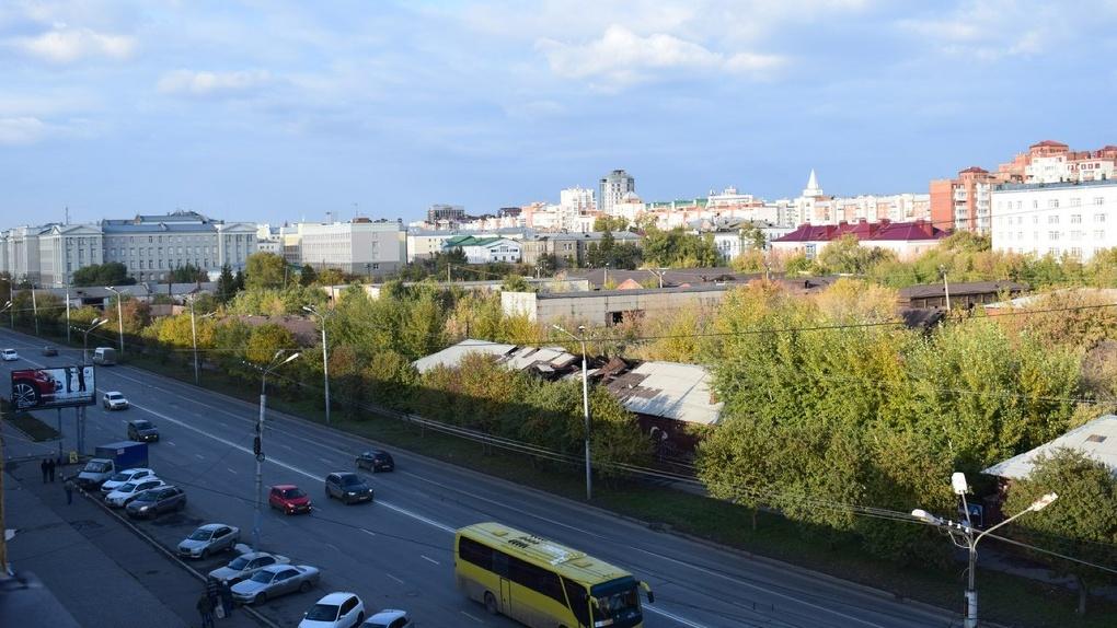 За май в Омске почти ни разу не портили воздух