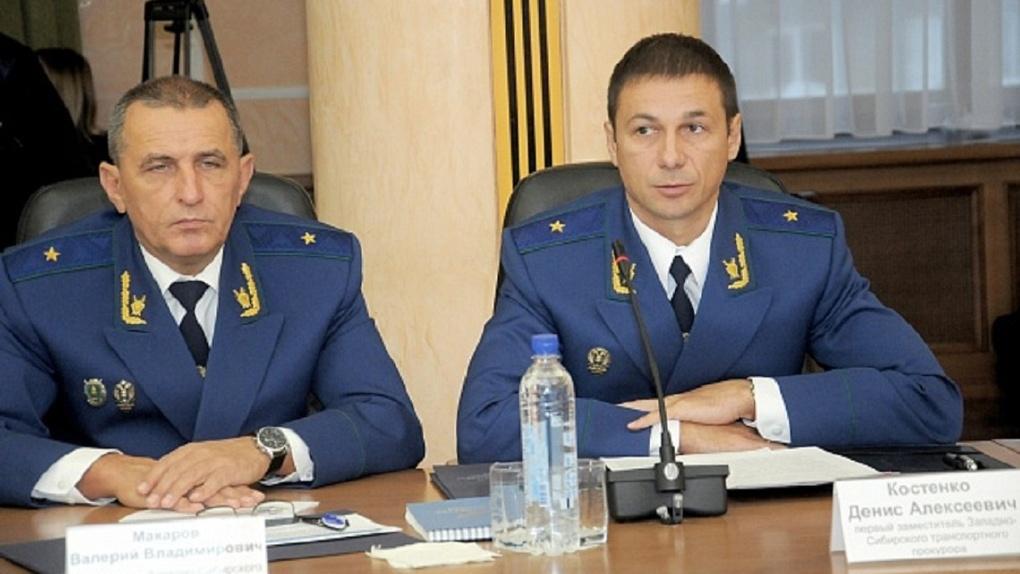 Путин утвердил на посту главы Западно-Сибирской транспортной прокуратуры омича Костенко