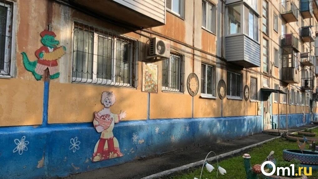 Больше всех отремонтировать свои дворы хотят жители омских Нефтяников