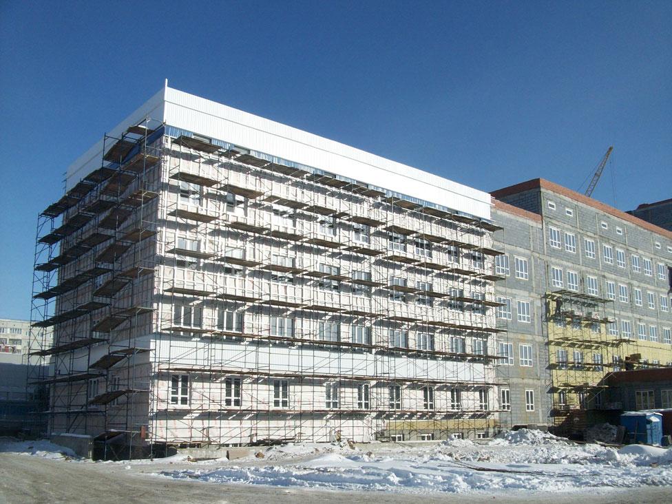 Омская область получила федеральные субсидии на больницы