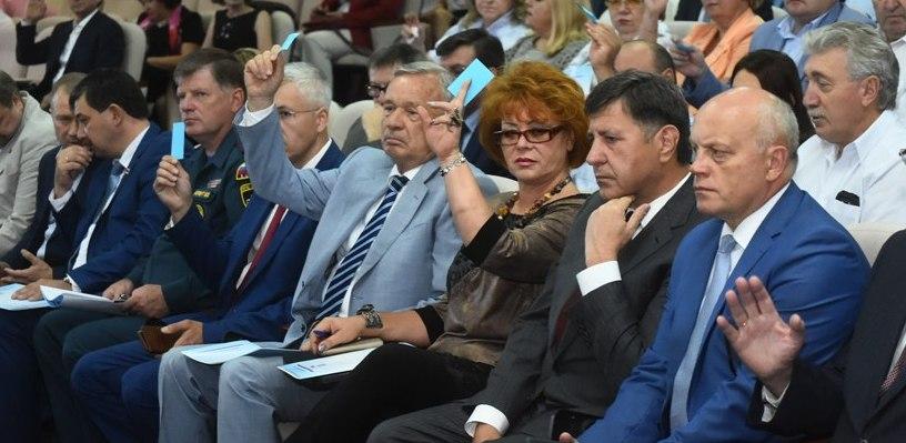 Омские единороссы назвали своих кандидатов в Горсовет