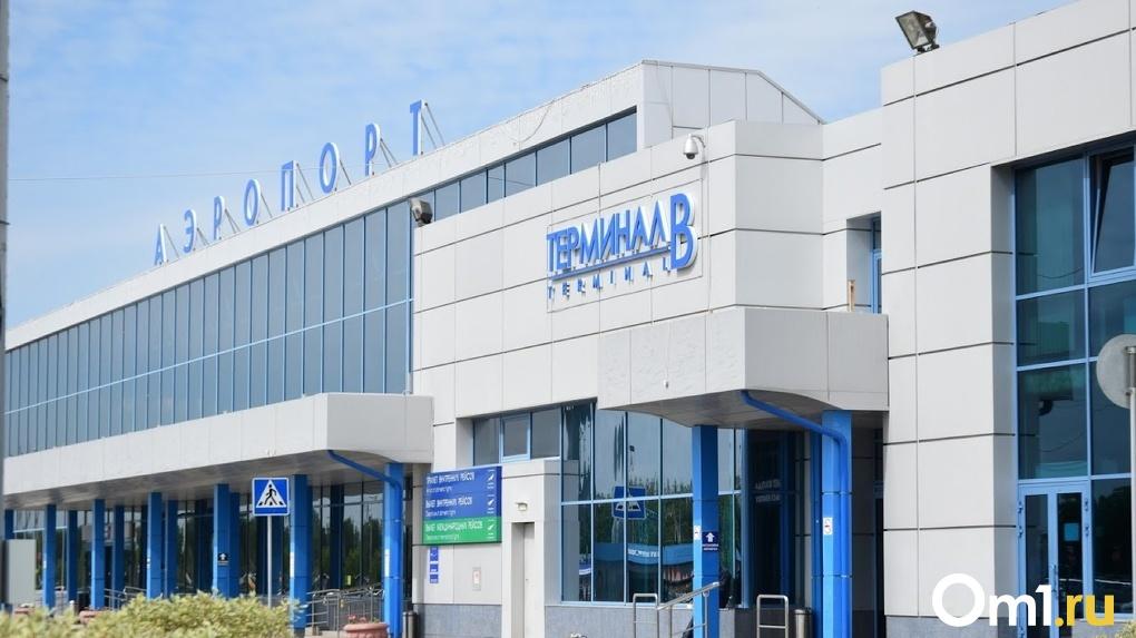 Омских депутатов вывели из совета директоров аэропорта