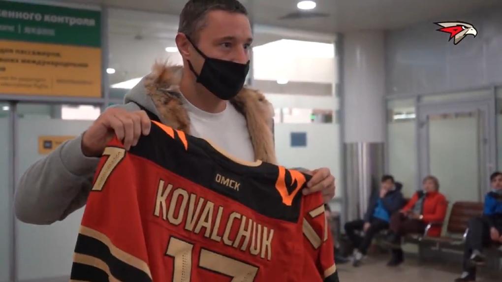 Ковальчук прибыл в Россию, но когда сыграет за омский «Авангард», пока неизвестно