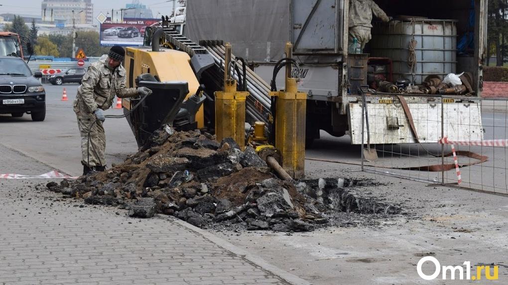За счет омского бюджета планируются новые транспортные развязки