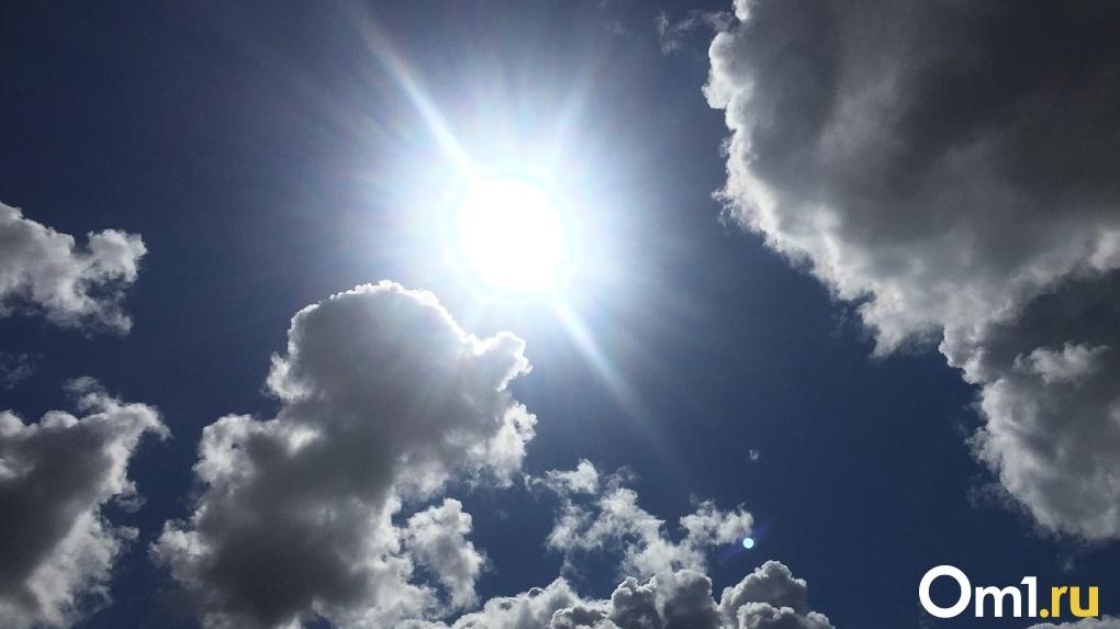 Новосибирские синоптики прогнозируют солнечный уик-энд